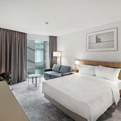 Отель Hilton Garden Inn Vilnius City Centre комната для гостей фото 2