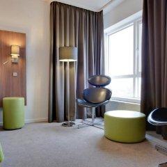 Отель Park Inn by Radisson Copenhagen Airport комната для гостей фото 4