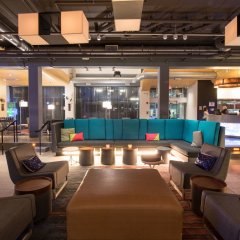 Отель Aloft Chicago OHare США, Розмонт - отзывы, цены и фото номеров - забронировать отель Aloft Chicago OHare онлайн интерьер отеля