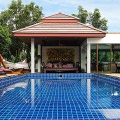 Отель PHUKET CLEANSE - Fitness & Health Retreat in Thailand бассейн