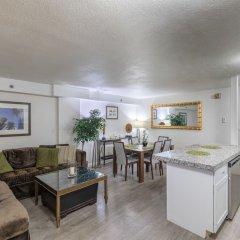 Отель 1BD1BA Apartment by Stay Together Suites США, Лас-Вегас - отзывы, цены и фото номеров - забронировать отель 1BD1BA Apartment by Stay Together Suites онлайн комната для гостей фото 2