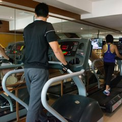 Bangkok Hotel Lotus Sukhumvit Бангкок фитнесс-зал фото 2
