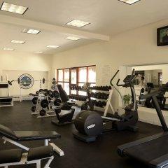 Отель Canto del Sol Plaza Vallarta Beach & Tennis Resort - Все включено фитнесс-зал фото 2