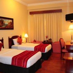 Fortune Hotel Deira комната для гостей фото 2