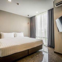 Onyx Hotel Bangkok Бангкок комната для гостей фото 3