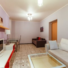 Апартаменты Inn Days Apartments Polyanka комната для гостей фото 2