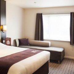 Отель Premier Inn Exeter (M5 J29) комната для гостей фото 4