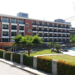 Отель Marsi Pattaya парковка