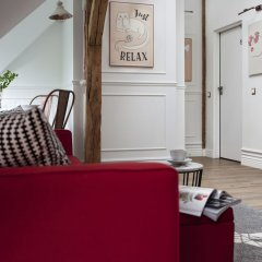 Апартаменты RJ Apartments Westerplatte интерьер отеля фото 2