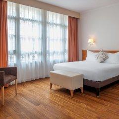Отель Citadines Saint-Germain-des-Prés Paris Париж комната для гостей фото 2