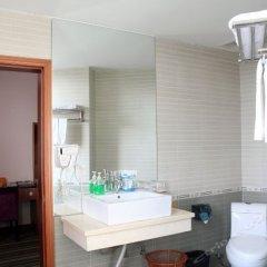 Yijia Business Hotel ванная