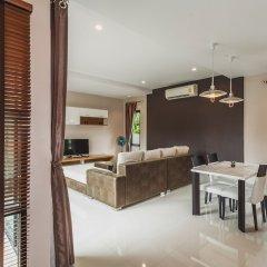 Отель Two Bedroom Pool Villa in Bangtao комната для гостей фото 5