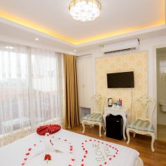 Hanoi Cristina Hotel & Travel удобства в номере