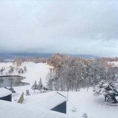 Отель Nari Aizu Lodge Айдзувакамацу спортивное сооружение