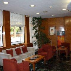 Отель Husa Pedralbes Испания, Барселона - отзывы, цены и фото номеров - забронировать отель Husa Pedralbes онлайн интерьер отеля фото 3