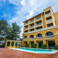 Отель Hula Hula Anana Таиланд, Краби - отзывы, цены и фото номеров - забронировать отель Hula Hula Anana онлайн бассейн фото 3