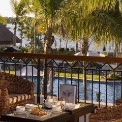Отель Sofitel Fiji Resort And Spa балкон