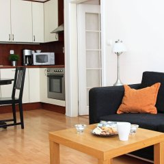 Отель Theatre Residence Apartments Чехия, Прага - 3 отзыва об отеле, цены и фото номеров - забронировать отель Theatre Residence Apartments онлайн в номере
