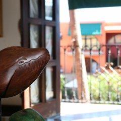 Отель Boutique Casa Bella Мексика, Кабо-Сан-Лукас - отзывы, цены и фото номеров - забронировать отель Boutique Casa Bella онлайн балкон