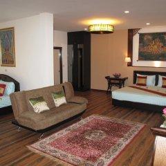 Отель QG Resort комната для гостей