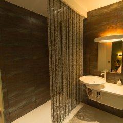 Отель Eden Lodge Paris ванная