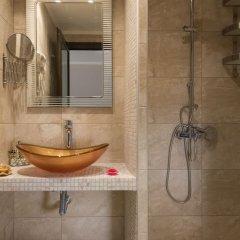 Отель Anthemida Rooms Ситония ванная