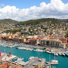 Отель ibis Styles Nice Vieux Port Франция, Ницца - 10 отзывов об отеле, цены и фото номеров - забронировать отель ibis Styles Nice Vieux Port онлайн приотельная территория