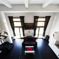 Отель Ricci Apartments Чехия, Прага - отзывы, цены и фото номеров - забронировать отель Ricci Apartments онлайн фитнесс-зал фото 2