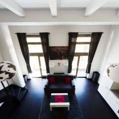 Апартаменты Ricci Apartments фитнесс-зал фото 2