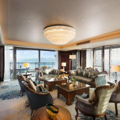 Отель Hilton Shenzhen Shekou Nanhai питание
