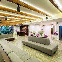 Отель Nai Yang Beach Resort & Spa интерьер отеля фото 5