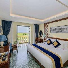 Le Pavillon Hoi An Boutique Hotel & Spa комната для гостей фото 2