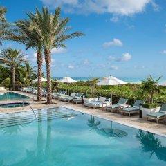 Отель Marriott Stanton South Beach бассейн фото 3