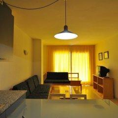 Отель Port Canigo Испания, Курорт Росес - отзывы, цены и фото номеров - забронировать отель Port Canigo онлайн комната для гостей фото 3