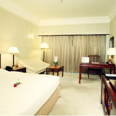 Отель Grand Metropark Xi'an комната для гостей