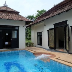 Отель Mandawee Resort & Spa бассейн