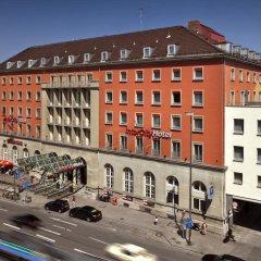 Отель IntercityHotel München фото 5