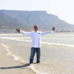 Отель One&Only Cape Town пляж фото 2