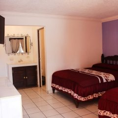 Отель Sierra Azul Мексика, Креэль - отзывы, цены и фото номеров - забронировать отель Sierra Azul онлайн комната для гостей фото 4