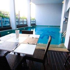 Glacier Hotel Khon Kaen бассейн фото 2