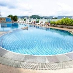 Royal Phuket City Hotel бассейн фото 3