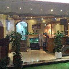 Отель Hamilton Hotel Apartments ОАЭ, Аджман - отзывы, цены и фото номеров - забронировать отель Hamilton Hotel Apartments онлайн интерьер отеля