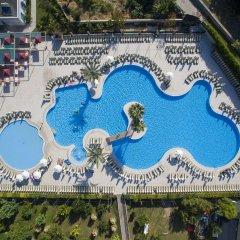 Отель Green Garden Suite бассейн фото 2