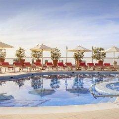 Отель Towers Rotana - Dubai ОАЭ, Дубай - 3 отзыва об отеле, цены и фото номеров - забронировать отель Towers Rotana - Dubai онлайн бассейн фото 2
