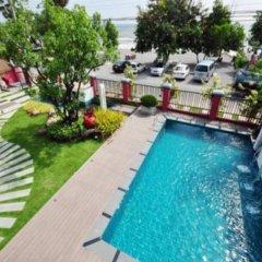 Отель Prantara Resort Таиланд, Пак-Нам-Пран - отзывы, цены и фото номеров - забронировать отель Prantara Resort онлайн бассейн фото 2