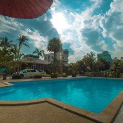Kyi Tin Hotel бассейн