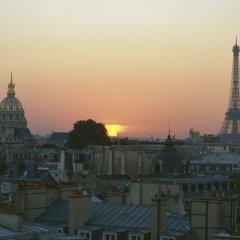 Отель Crowne Plaza Paris Republique балкон