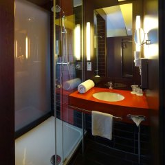 Отель Best Western Amedia Hamburg ванная