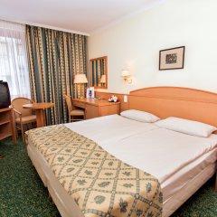 Erzsebet Hotel City Center комната для гостей фото 4