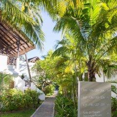 Отель Emeraude Beach Attitude фото 15
